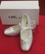 Girls communion shoes