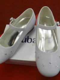 Girls Communion shoe Style 3