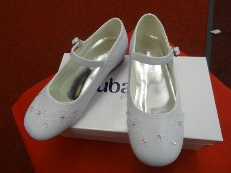 Girls Communion shoe Style 3