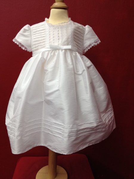 Girls First occasion Ivory Christening Gown