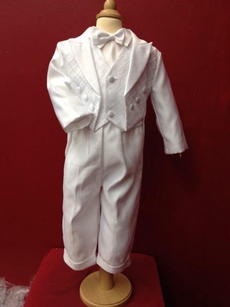 Boys Christening Suit Style 5832