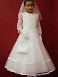 Communion Dress Style Laura D 510