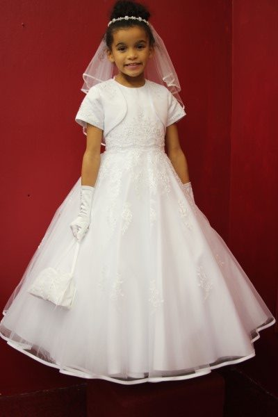 Communion Dress Style Little People saint lucia