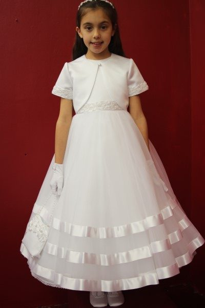 Communion Dress Style laura D 512