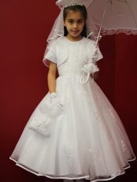 Communion Dress Style little people Caribbean