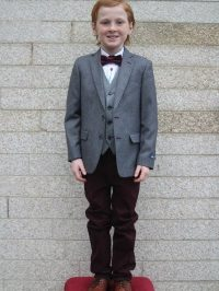 Boys Communion Suit style 1
