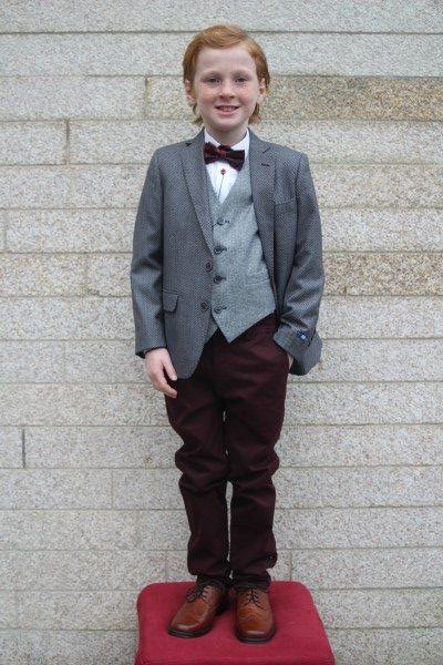 Boys Communion Suit style 1