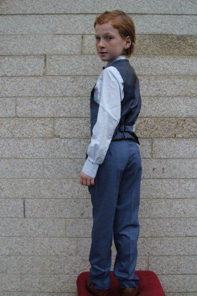 Boys Communion Suit Style 4