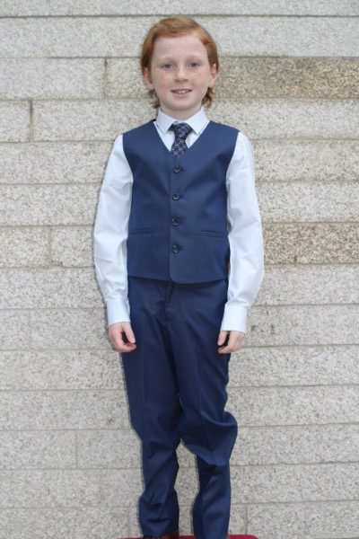 Boys Communion Suit Style 5
