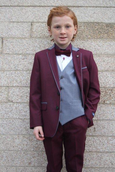 Boys Communion Suit Style 7