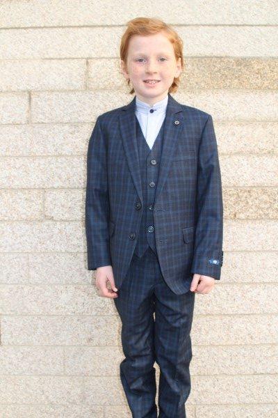 Boys Communion Suit Style 9
