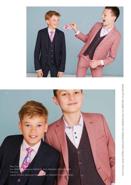 Boys Communion Suit 2020-2