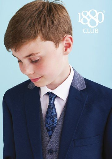 Boys Communion Suit Style 2