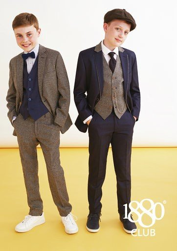 Boys Communion Suit Style 3