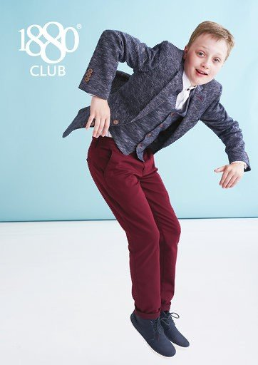 Boys Communion Suit Style 6