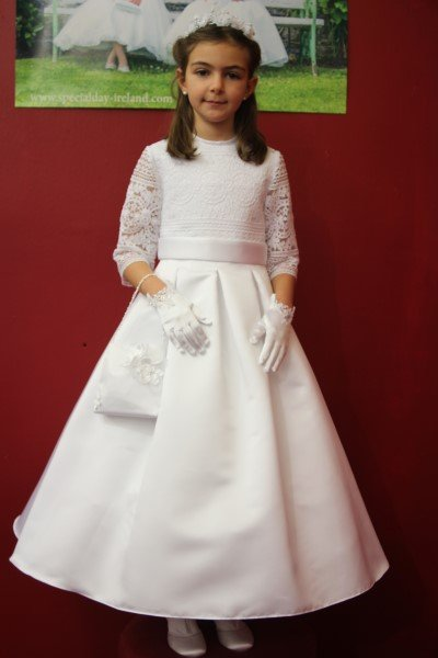 Communion Dress Laura D 537