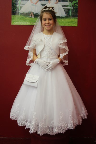 Communion Dress style 20508