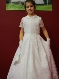 Girls Communion Dress Laura D 540