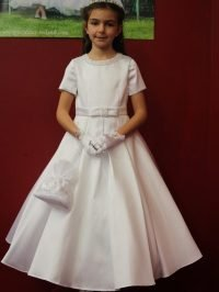 Girls Communion Dress Style 20500