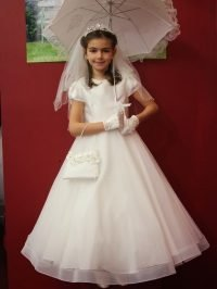 Girls Communion Dress Style 20536