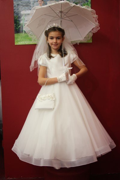 Girls Communion Dress Style 20536