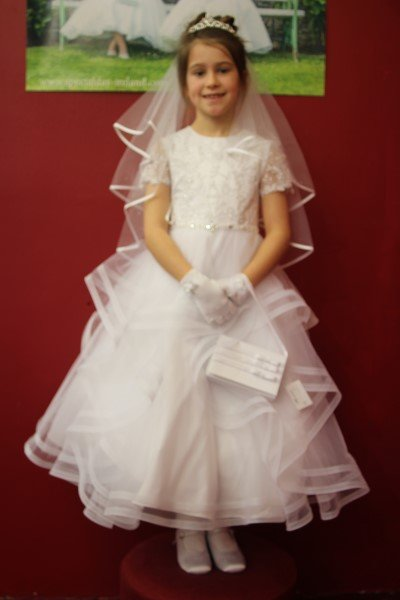 Girls Communion Dress Style 20700