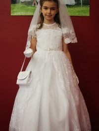 Girls Communion Dress Style Cheryl
