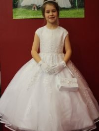 Girls Communion Dress Style Haiti
