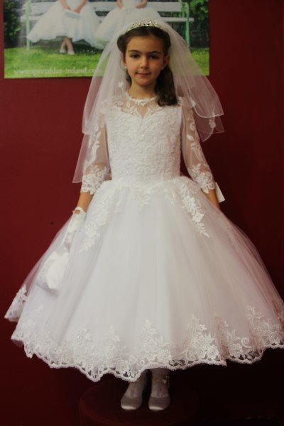 Girls Communion dress Style 788