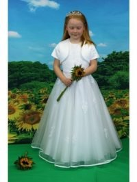 Girls Communion Dress Style Betty