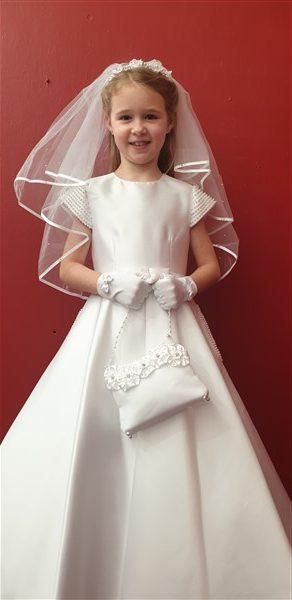 Girls Communion dress style IS21949