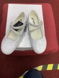 Girls Communion Shoes Style 10