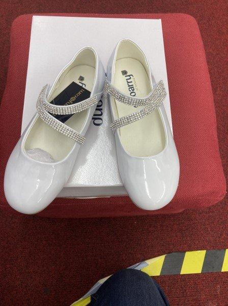 Girls Communion Shoes Style 10