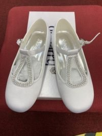 Girls Communion Shoes Style 12