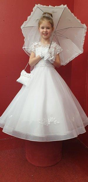 Girls Communion dress style IS21944